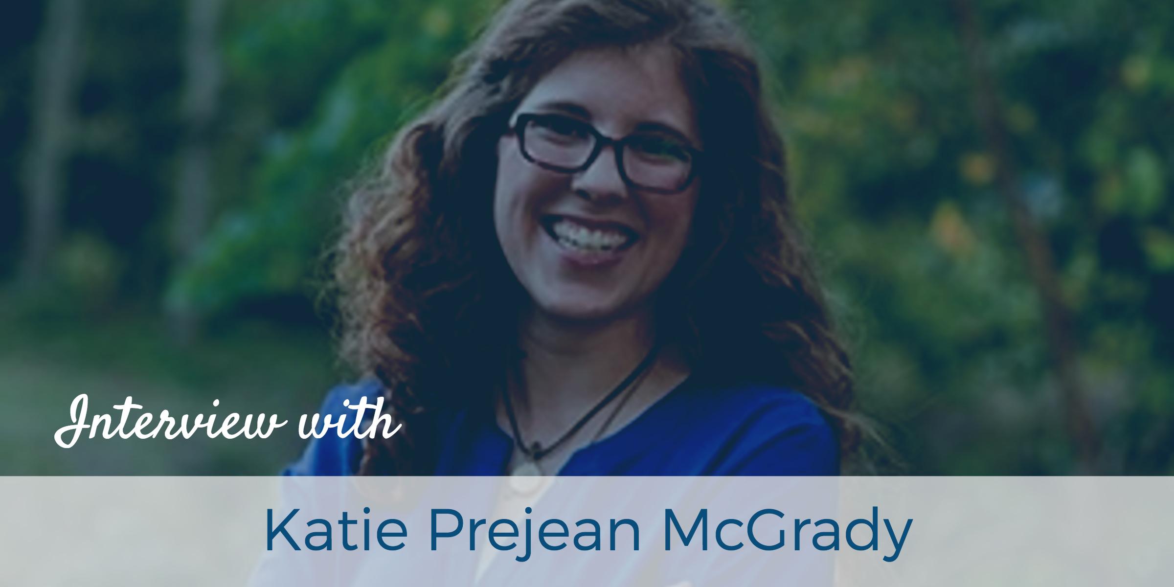 Katie Prejean McGrady on The New Evangelization